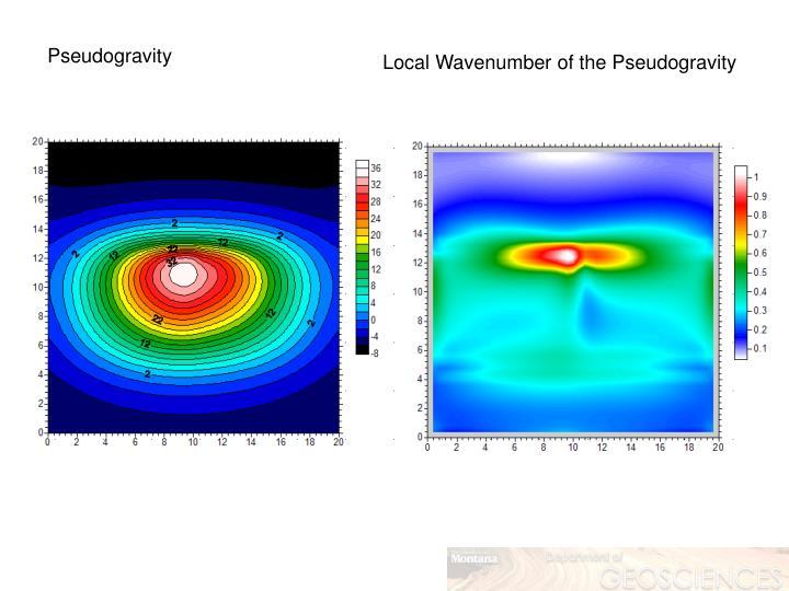 Pseudogravity