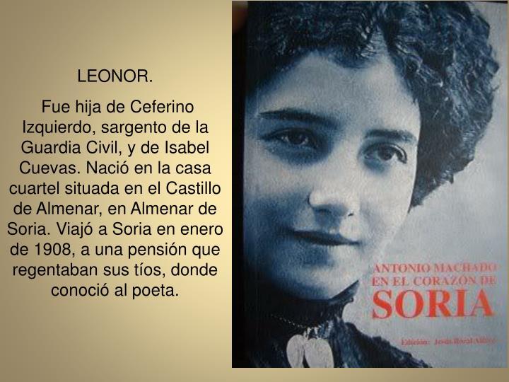 LEONOR.