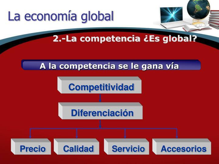 La economía global