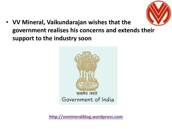 VV Mineral,
