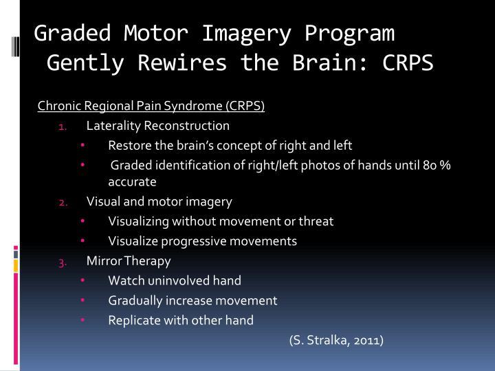 Graded Motor Imagery Program