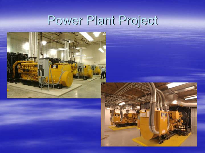 Power Plant Project