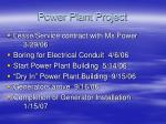 power plant project1