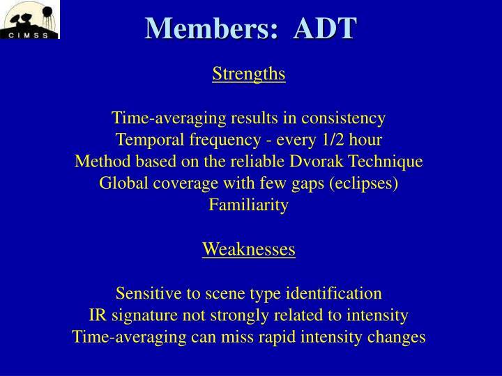 Members:  ADT