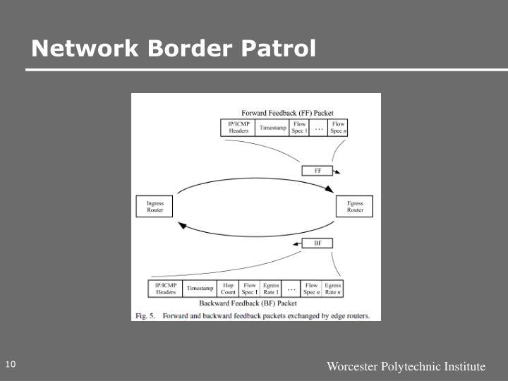 Network Border Patrol