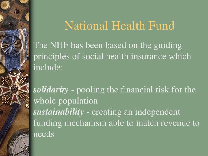 National Health Fund