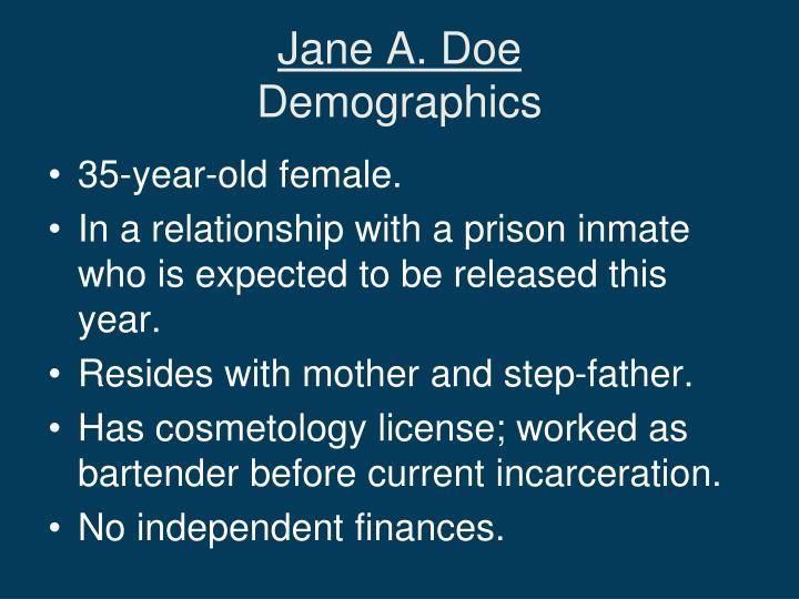 Jane A. Doe