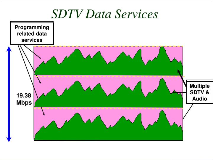 SDTV Data Services