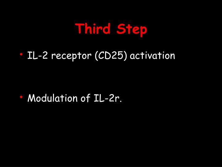 Third Step