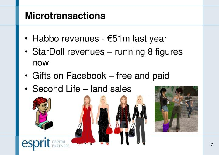 Habbo revenues - €51m last year