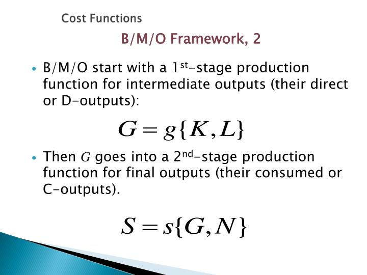estimation of production function of public On the specification and estimation of the production function for cognitive achievement petra e todd and kenneth i wolpin this paper considers methods for modelling the production function for cognitive achieve-.