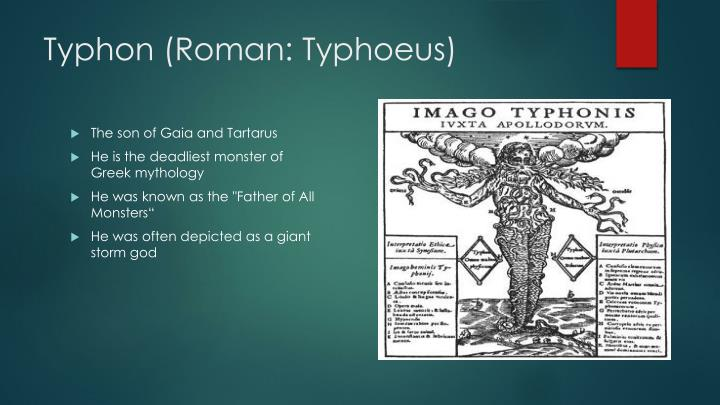 Typhon (Roman:
