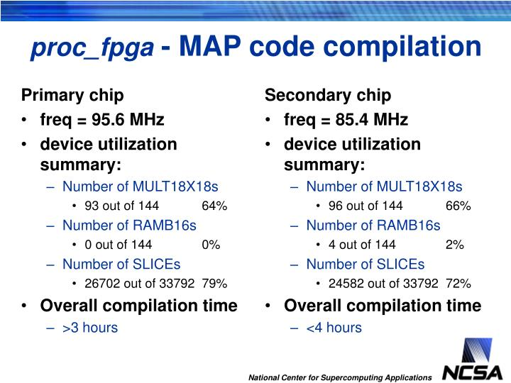Primary chip
