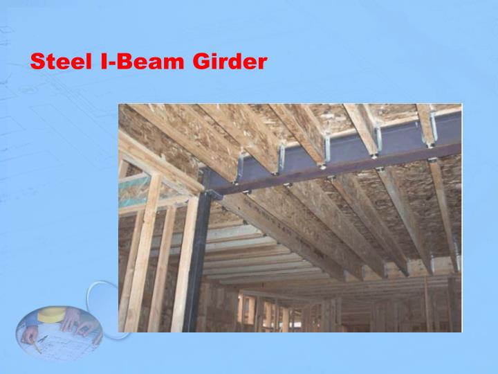 Steel I-Beam Girder