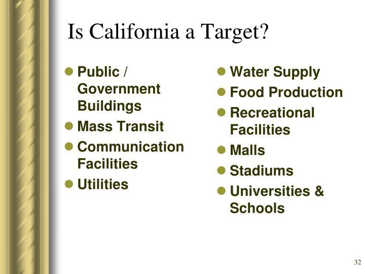 Public / Government Buildings