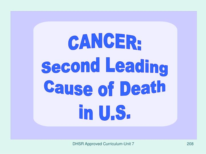 CANCER: