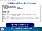 8254 based timer arch protocol