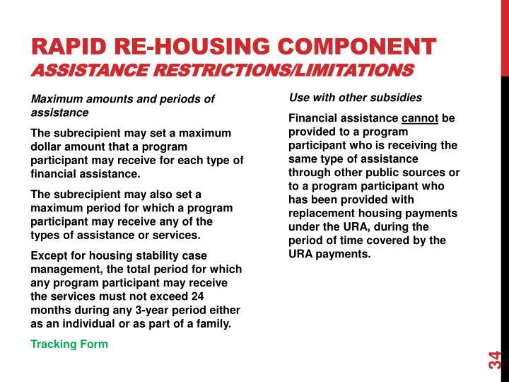 Rapid Re-Housing