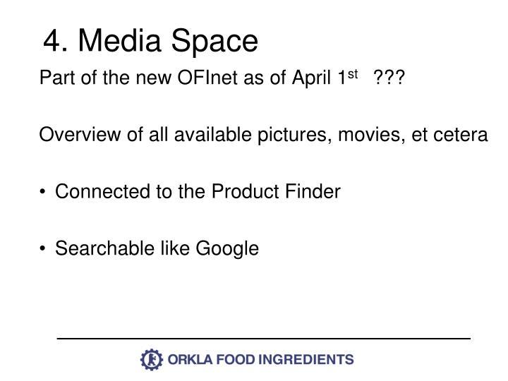 4. Media Space