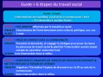 guide 6 tapes du travail social