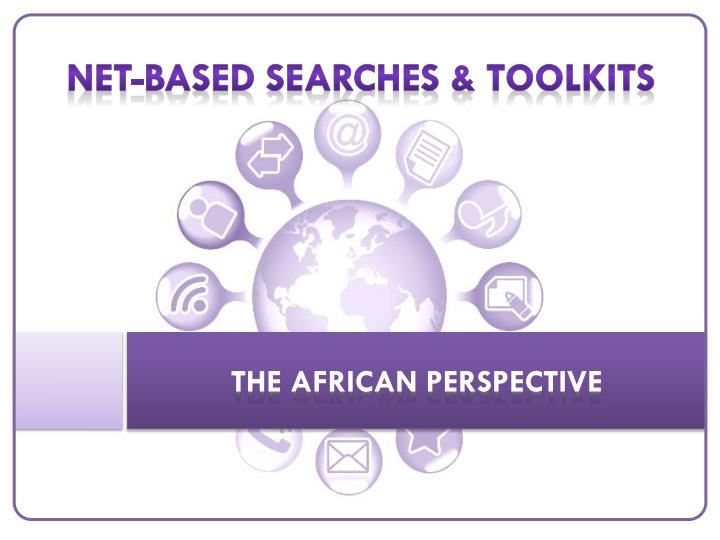 Net net based searches toolkits