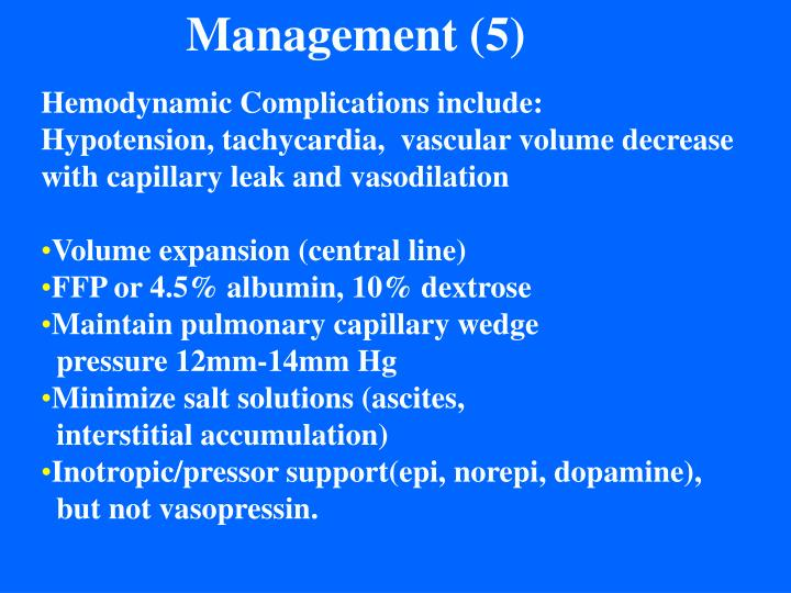 Management (5)