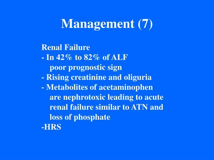 Management (7)