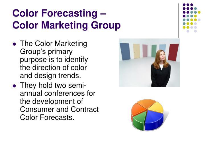 Color Forecasting –