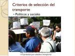 criterios de selecci n del transporte5