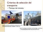 criterios de selecci n del transporte7