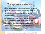 transporte multimodal1