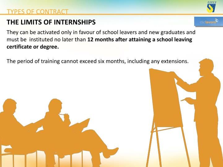THE LIMITS OF INTERNSHIPS