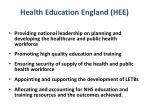 health education england hee1
