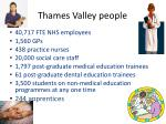 thames valley people