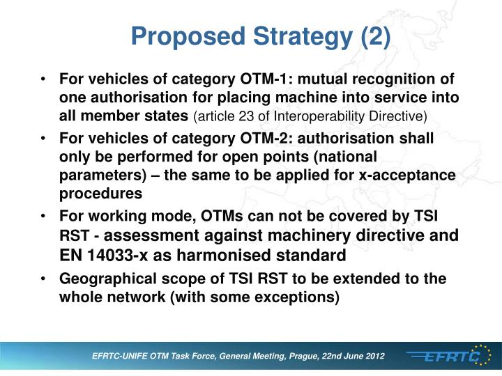 Proposed Strategy (2)