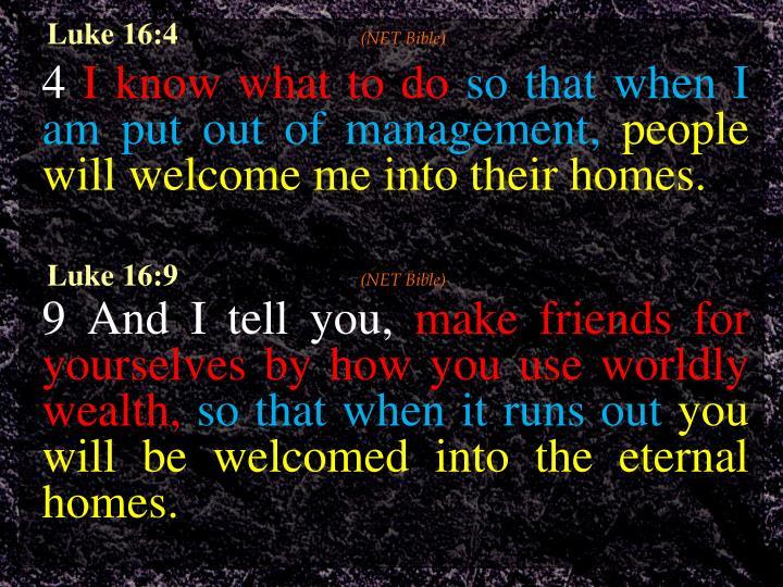 Luke 16:4