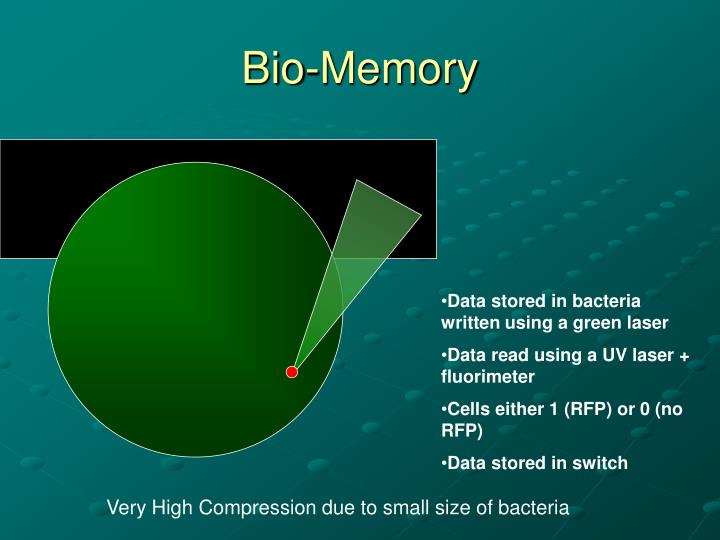 Bio-Memory