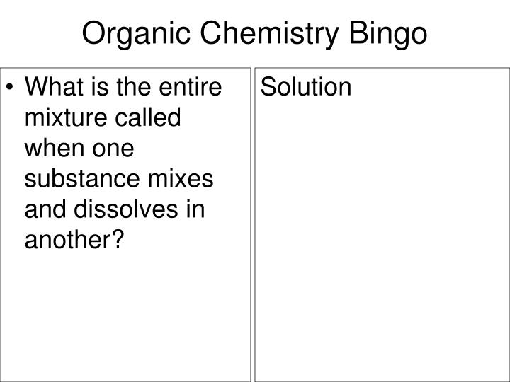 What is the entire mixture called when one substance mixes and dissolves in another?