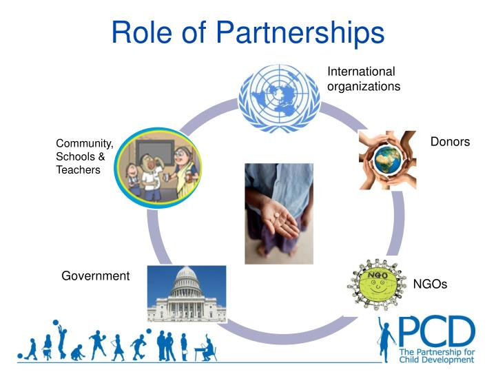 Role of Partnerships