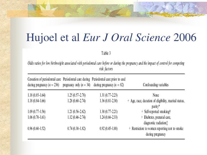 Hujoel et al