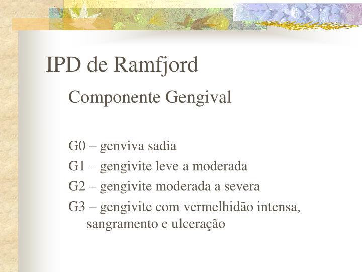 IPD de Ramfjord