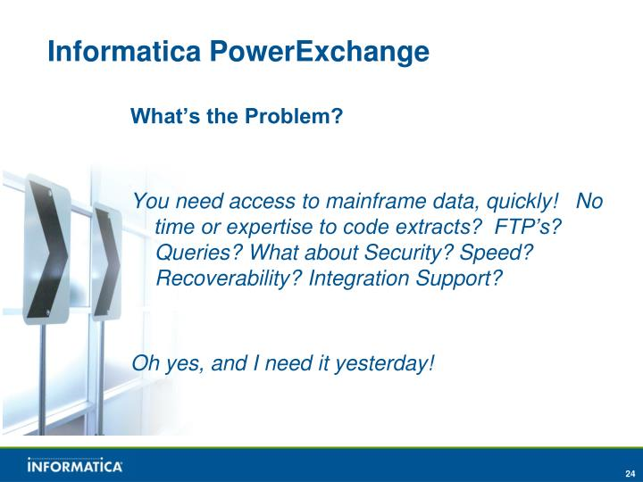 Informatica PowerExchange