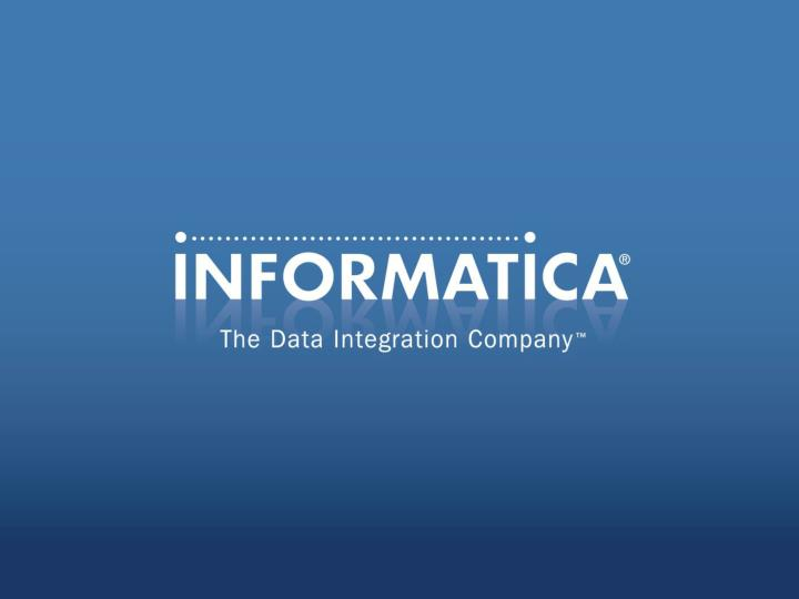 Informatica application ilm streamline secure nonproduction mainframe environments