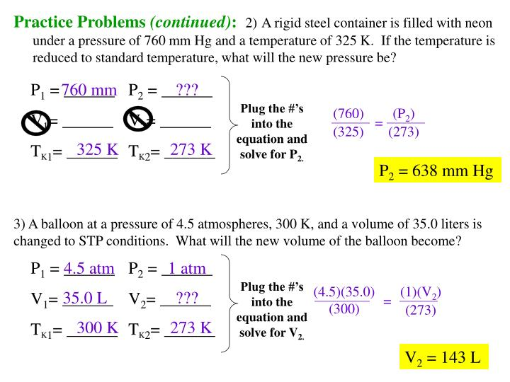 Avogadro S Law Problems – Articleblog info