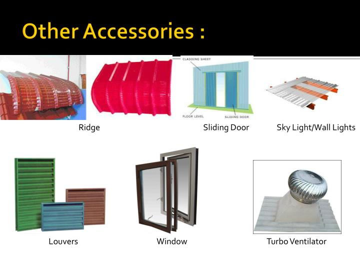 Other Accessories :