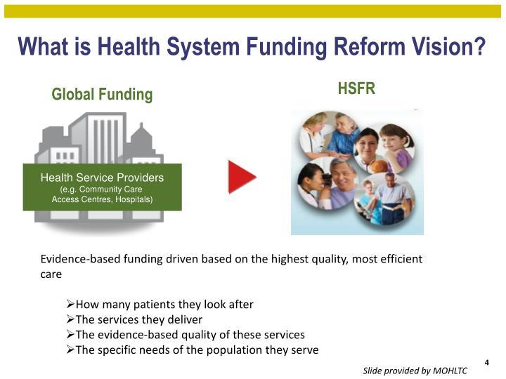 Health Service Providers