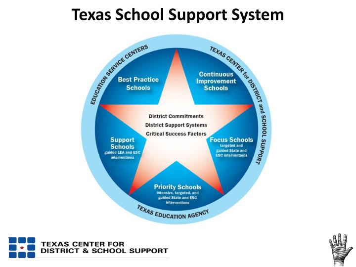 Texas School Support System