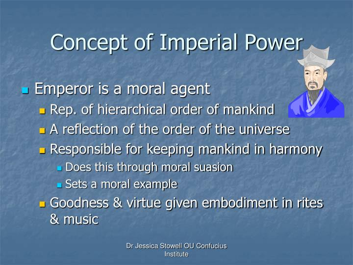 Concept of Imperial Power