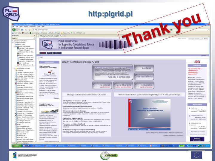 http:plgrid.pl