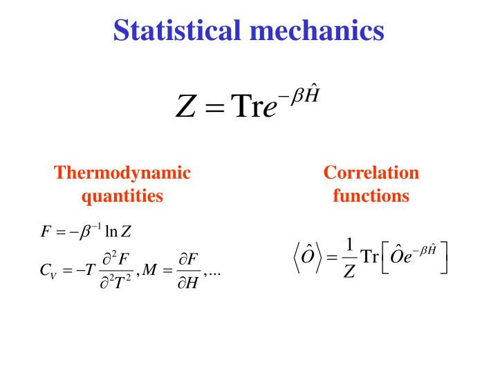 physica a statistical mechanics and its applications
